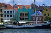 Handelskade Willemstad, Curacao, Niederl. Antillen Karibik