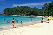 Winnifred Bay, Port Antonio, Portland Jamaika, Karibik