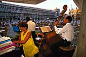 Open Air Konzert, Venedig, Venetien Italien