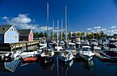 Waterfront, Charlottetown, Prov. Prince Edward Island Canada