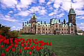 Parliament Buildings, Gouvernement, Ottawa Ontario, Canada