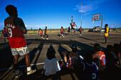 Basketball, Aboriginal Communities, Fitzroy Crossing, Highway 1 Australia