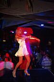 Disco, La Pacha, Ibiza Spanien