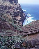 Coastal Walking Path, Ponta Sol, Island of Santo Antáo Cape Verde