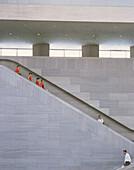 National Gallery, Eastwing, I.M.Pei, Washington D.C., Columbia, USA