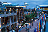 Restaurants, Cockle Bay Wharf, Darling Walk, Darling Park, Sydney New South Wales, Australien
