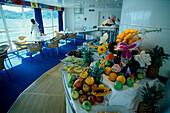 Dessert-Buffet, Kreuzfahrtschiff, Club Med II