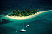 Sandy Island, Carriacou, Grenada, Kleine Antillen Karibik