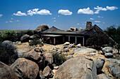 Seronera Wildlife Lodge, Serengeti Nationalpark Tansania