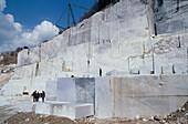 Carrara, Marble Quarry