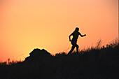 Woman, Jogging, South Afrika