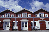 Little Houses, Skagen, Juetland Denmark