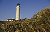Lighthouse, Hirtshals, Juetland Denmark