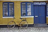 Street impression, Ribe, Juetland Denmark