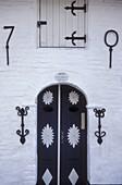Old Entrance, Hojer, Juetland Denmark