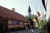 Ebeltoft, Juetland Denmark