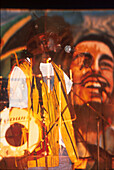 Reggae Musician Shaggy , De Buss, Negril Jamaika