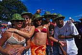 Party Peoples, Crop-Over Festival, Bridgetown Barbados