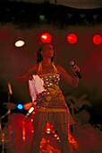 Square One Singer Alison Hinds, Crop-Over Festival Cohobblopot Bridgetown, St. Michael, Barbados