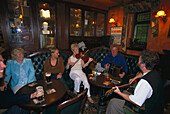 Irish Music at Keenans Pub, Tarmonbarry, Upper Shannon Ireland