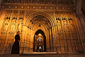 Canterbury Cathedral, Canterbury, Kent, England, Great Britain