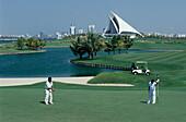 Dubai Creek Golf & Yacht Club, Dubai VAE