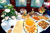 Dessert Buffet, Royal Clipper Caribbean
