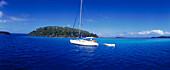 Moorings Charter Yacht, Langstau Island, Vava'u, Tonga, South Pacific