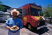 Wild Johnny' s Lunch Truck, Tuscon, Arizona USA