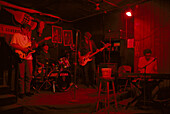 Blue Power Band, Joe's Generic Bar, Austin , Texas, USA