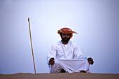 Camel Guide, Al Maha Desert Resort Dubai, VAE