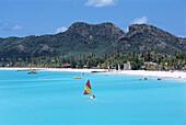 Jolly Bay, View from Cocos Resort St. John´s, Antigua
