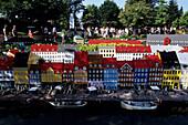 Lego Copenhagen Nyhavn, Legoland, Billund, Central Jutland, Denmark