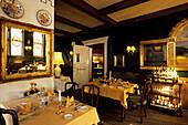 Hotel Dagmar Restaurant, Ribe, Southern Jutland, Denmark