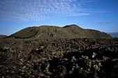 Lava Rocks, Svartsengi Geothermal Plant, Near Grindavik, Iceland