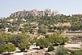 Ancient Agora, Acropolis, Athens, Greece