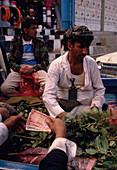 Kat-Markt, Sana, Jemen