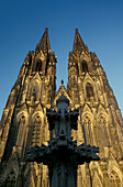 Cologne Cathedral, Cologne, North Rhine Westphalia, Germany