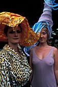 Fashion Girls, Shaftesbury Avenue, London Grossbritanien
