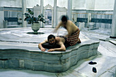 Cagaloglu Hamam, turkish bath, Istanbul, Turkey