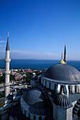 Sultan Ahmet Mosque, Blue Mosque, Sultanahmet, Istanbul, Turkey