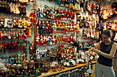 Souvenirs, Celetna Street, Prague Czechia
