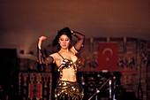 Bellydance, Orient House, Beyazit, Istanbul, Turkey