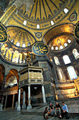 Hagia Sophia, Sultanahmet, Istanbul, Turkey