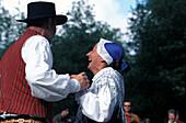 Johannis Dancer, Midsummer Night, Festival, Seurasaari Island Helsinki, Finland