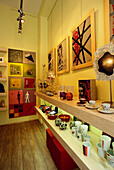 Things Shop with Greek Design, Shopping in Psirri, Athens, Greece