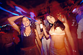 Girls dancing in a Nightclub, Cabarete, Dominican Republic