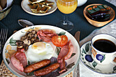 Farmhouse B&B, Irish Breakfast, Cong, County Mayo Irland