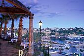 Harbour, Restaurant, Antalya, Turkish Riviera, Turkey