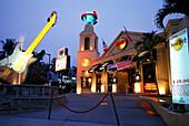 Hard Rock Cafe, Av.Miguel Ale-, man, La Costera, Acapulco Guerrero, Mexiko
